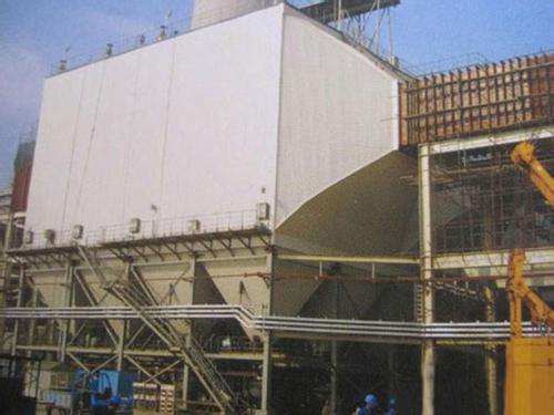 电解铝除尘器改造