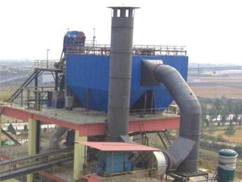 玻璃厂除尘器改造