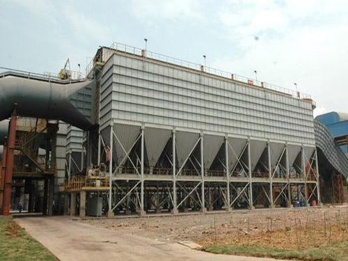 化肥厂除尘器改造