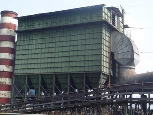 硅锰矿除尘器改造