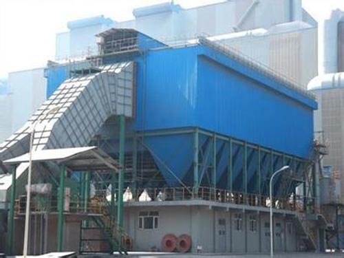 水泥厂除尘器改造