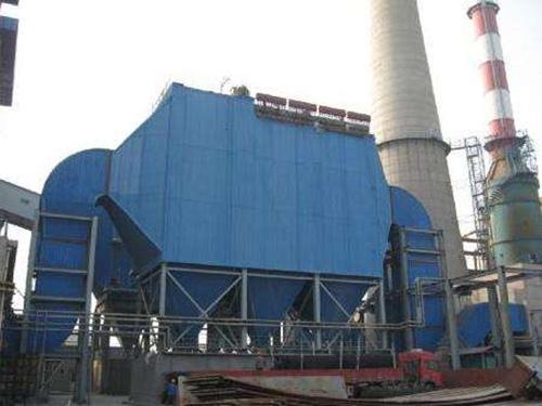 电厂除尘器改造