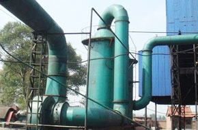 焦化厂除尘设备施工方案